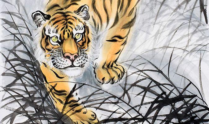 Horóscopo chino 2017 para el signo Tigre