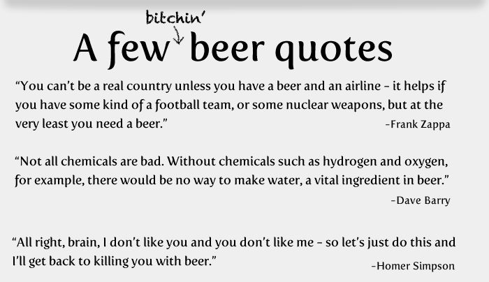 Funny Beer Drinking Quotes: Now Thats Some Quotes Worth Quoting