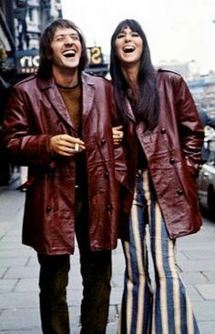 Sonny and Cher in 1966