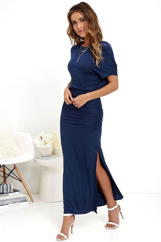 Best 25 Jersey Knit Dress Ideas On Pinterest Maxi Dress