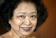 """Shakuntala Devi (November 4, 1929 – April 21, 2013), popularly known as """"Human Computer"""", was an Indian prodigy mental calculator."""