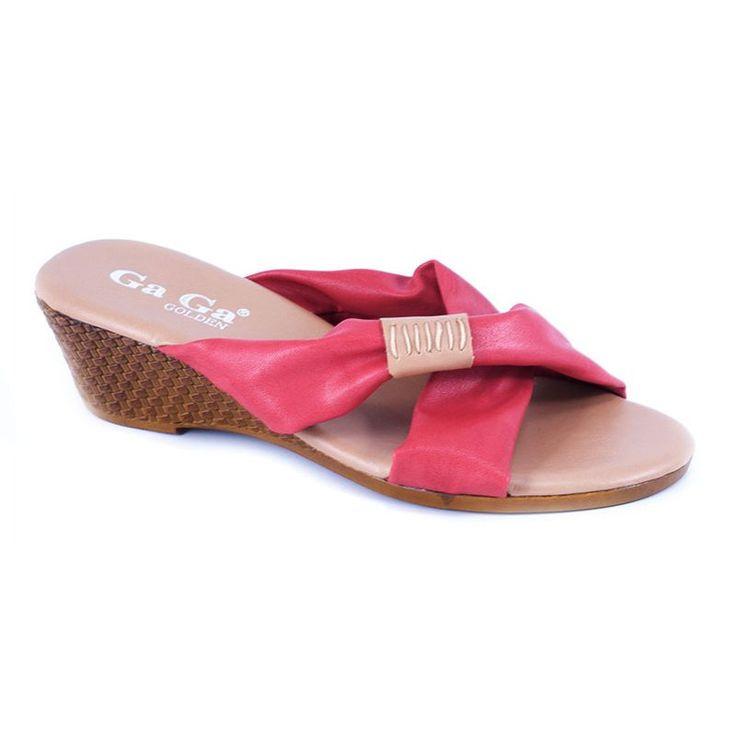 Papuci dama XQT2013-D - Rosu.