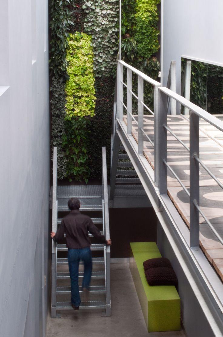 Indoor & outdoor green wall www.karoo-dmdepot.be