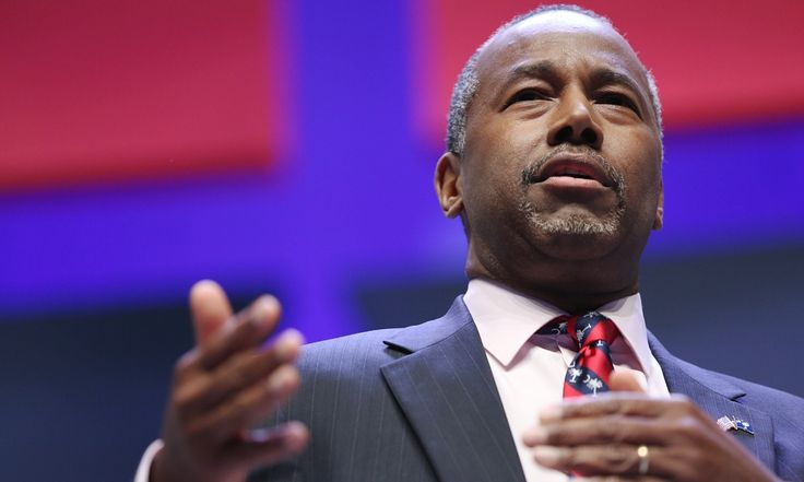 Ben Carson says no Muslim should ever become US president 2016 hopeful: 'I would not advocate we put a Muslim in charge of this nation' - Retired neurosurgeon says Islam is not consistent with US constitution...