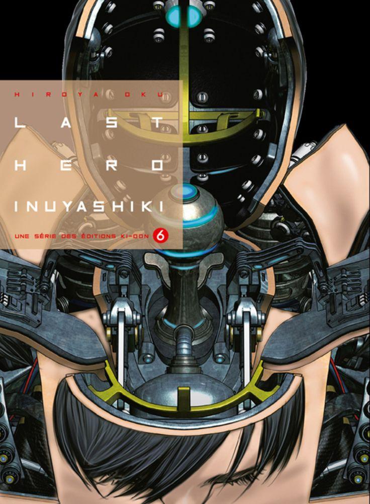 Épinglé par Hiro Amane sur The last Hero Inuyashiki
