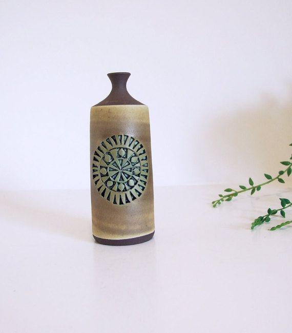 Tomas Anagrius miniatura // Cerámica sueca mediados siglo XX