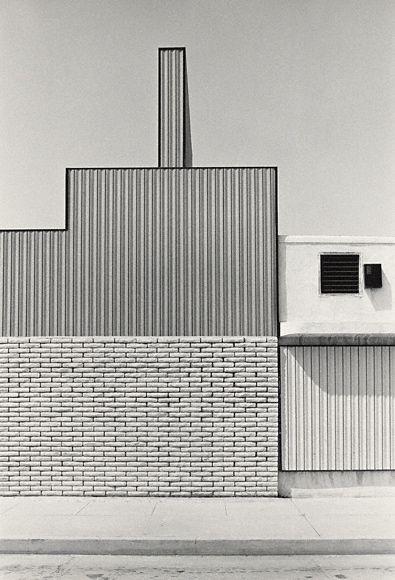 Los Angeles (US 257/10a), negative, 1976; print, 1980, Grant Mudford. Gelatin silver print. 19 1/4 x 13 1/8 in. © Grant Mudford