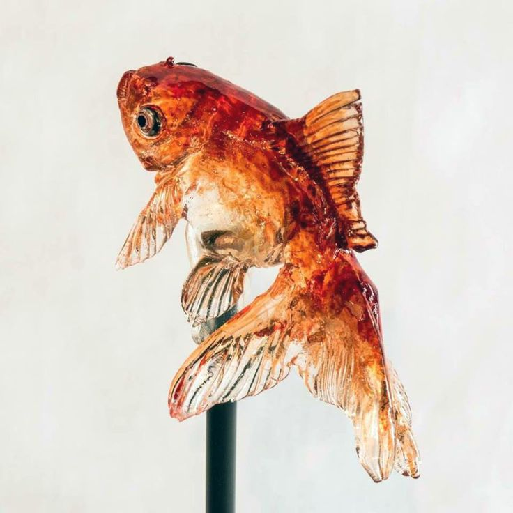 Realistic Animal Lollipops and Sugar Sculptures by 'Amezaiku' Artisan Shinri Tezuka