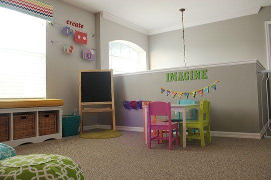 Kyler's DIY Playroom: A Family Affair