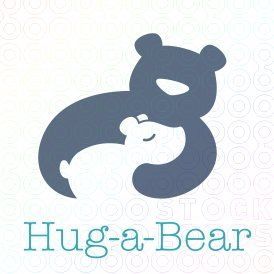 Hug a Bear logo