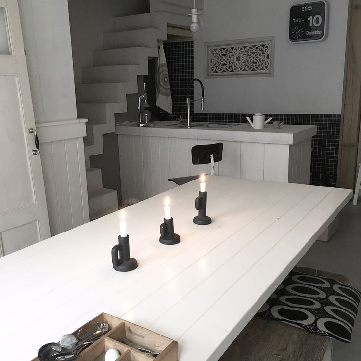 Le Style: industrial kitchen