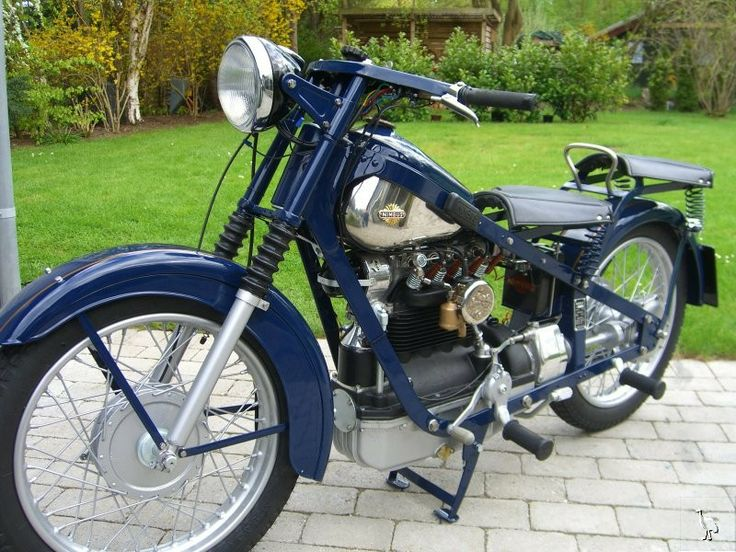 Nimbus 1949 Denmark