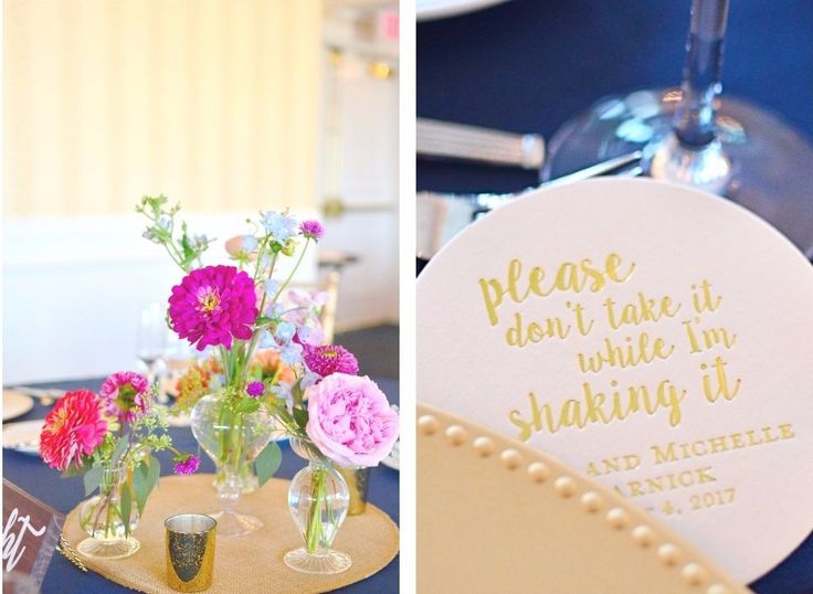 Photo & Flowers: Koko Floral Design  #ウェディング#カラフル #夏#テーブルコーデ #diy
