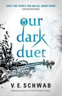 boek 68 | mijn recensie over V.E. Schwab – Our dark duet (Monsters of verity 2) | http://www.ikvindlezenleuk.nl/2017/09/schwab-dark-duet/
