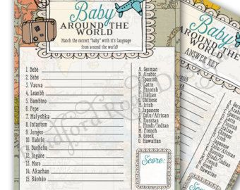 World Traveler Baby Shower Invitation Baby Shower Invitation Customizable 5×7 Precious Cargo Shower Map Invitation Travel Adventure Shower – Karen Martin
