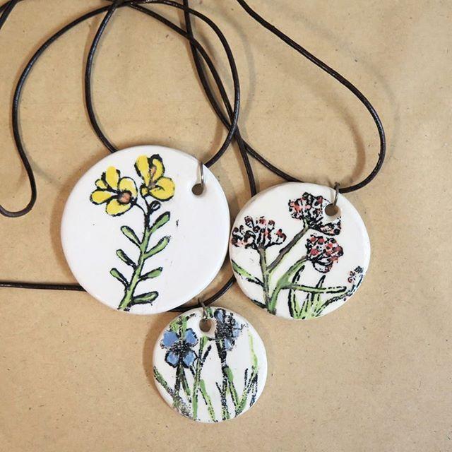 #ceramicjewelley#australianflora#australiannativeplants