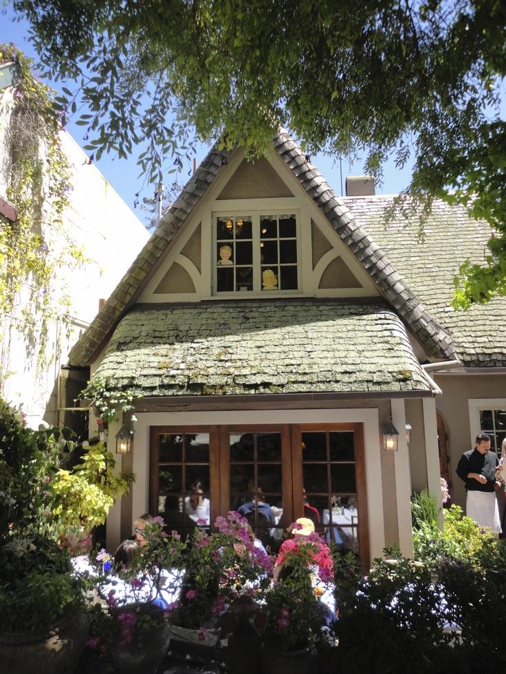 Carmel - cottage restaurant