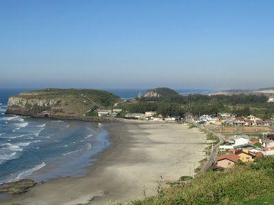 Praia de Torres RS Foto Maria Albert