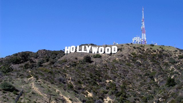 The Hollywood Sign might be one of the most recognizable things on Earth. In Los Angeles, it's also one of the most visible. You can see it from a plane as you glide into LAX. You can see it from a car as you drive up the 101 freeway. But a group of people who live near the sign are trying to hide it, even as it looms in the hills, in plain sight. By removing it from Google Maps.