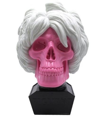 Warhol bust by Ron English