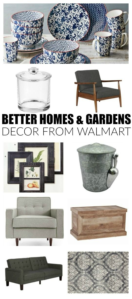 AFFORDABLE AND STYLISH WALMART DECOR! The New Better Homes & Gardens Spring Line at Walmart
