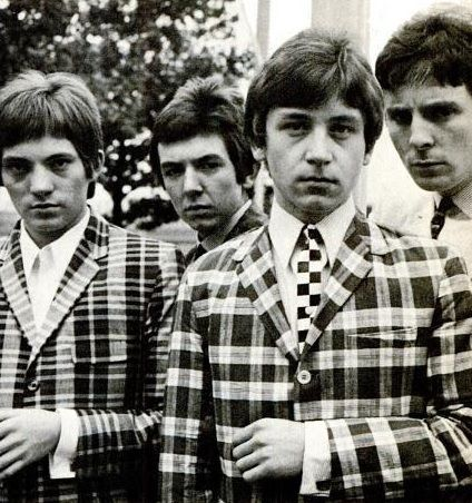 Small Faces - Madras jackets 1965
