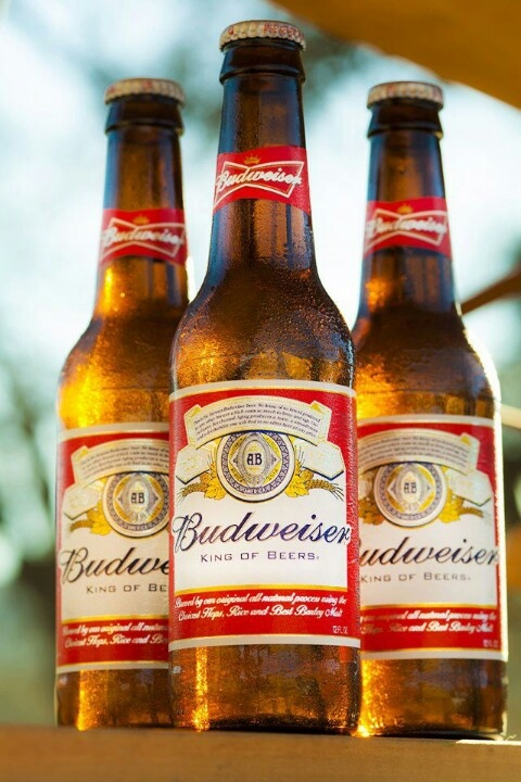 What Drinks Does Budweiser Make