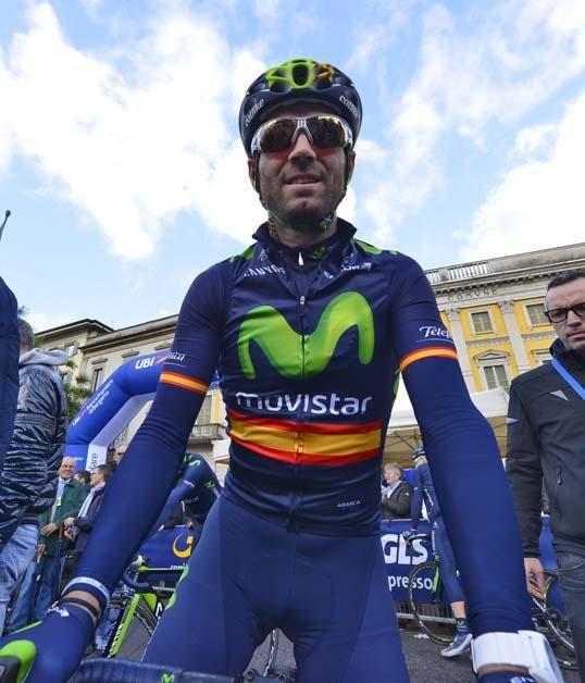 Valverde helps Movistar seal third WorldTour team victory - Spanish team beat Katusha by just 13 points