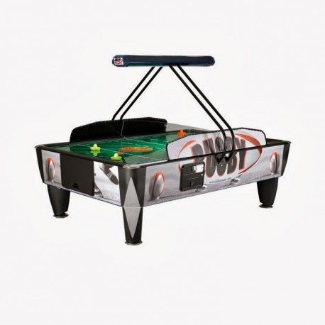 Air-hockey Double rugby - 4 joueurs - 5 590,00 €  #Jeux #Airhockey