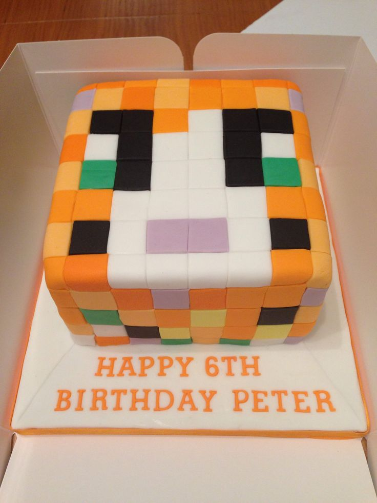 17 Best images about Minecraft birthday on Pinterest ...