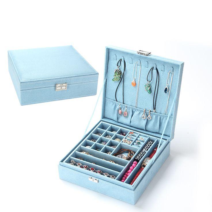 mücevher kutusu pazen kare prenses Güney Kore avrupa tipi düğün hediyesi doğum günü mücevher kutusu pazen kare(China (Mainland))
