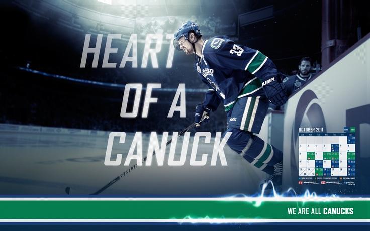 Heart of a Canuck, D. Sedin, 33