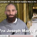 "No Apologies #10: The Divine Maternity - In this episode of No Apologies Fra Joseph takes a look at the 1st Catholic Marian Dogma: That Mary is the mother of God. This teaching is called ""The Divine Maternity""Catholic Apologetics, Catholic Belief, Joseph Mary, Catholic Churches, Catholic Ideas, Catholic Faith, Catholic Miracle, Apologize 117, Eucharist Miracle"