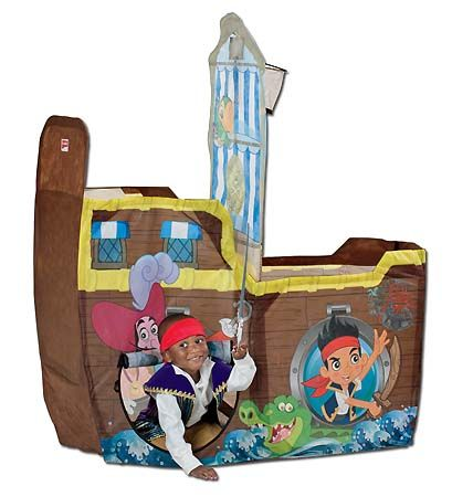 Jake the pirate tent )  sc 1 st  Pinterest & 149 best Jake and the neverland pirates images on Pinterest ...