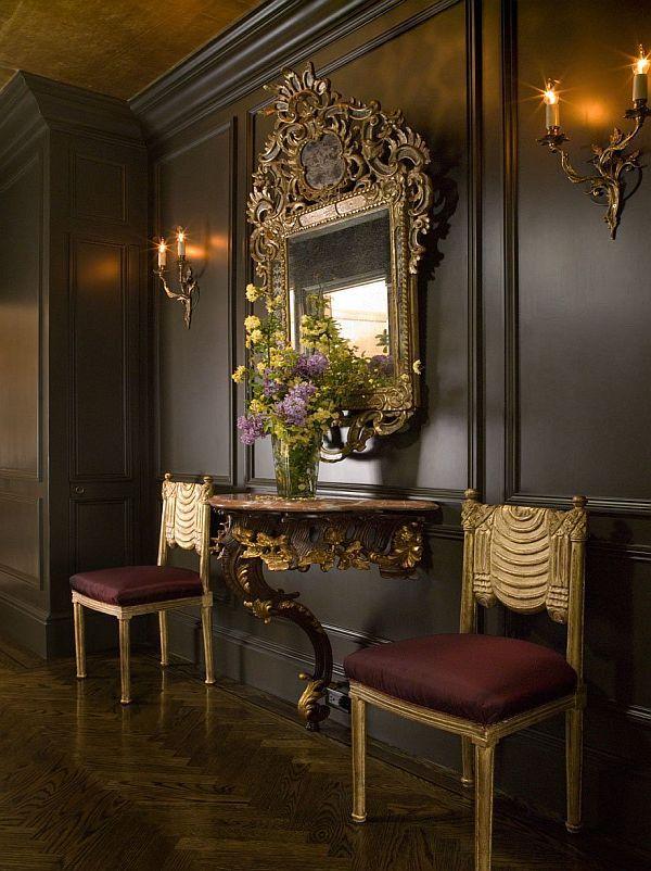 11 best wood panel wall images on pinterest wood panel walls wood paneling walls and interiors. Black Bedroom Furniture Sets. Home Design Ideas