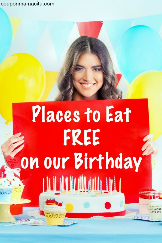It's your birthday, and you wanna treat yourself. But if you don't want to break the bank, you've got to be smart about it. There's a ton of places in Toronto that offer free birthday stuff that you can redeem if you know what to do. Here's what you can get where.