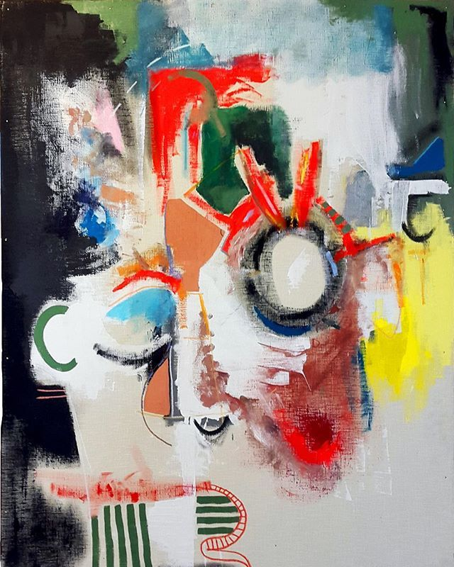 Have a colorful day      #art #aramisnavarro #lorislunettes #seeplaces