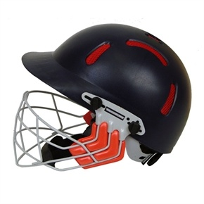 Woodworm 'Tough Nut' Mens Cricket Helmet. £24.99