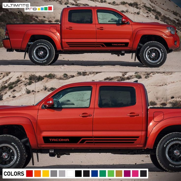 Details about Decal Sticker Vinyl Side Stripe Body Kit For