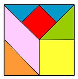 Curiosidades Matematicas: HISTORIA DEL TANGRAM   Juguemos Matematicas   Scoop.it