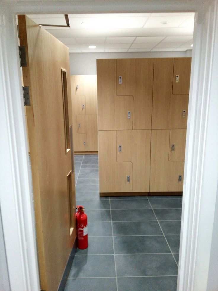Ok Lockers an ideal space saving solution for