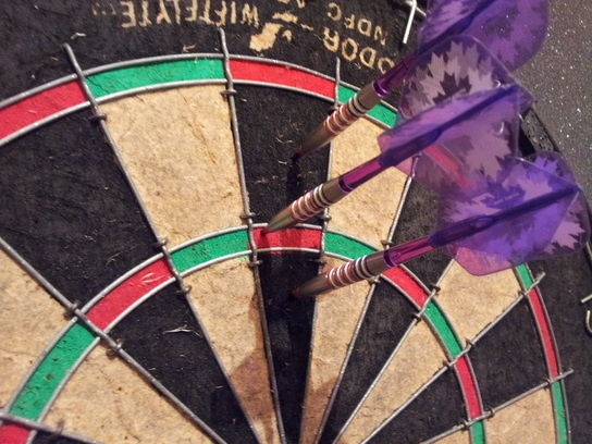SEWA darts with Jeff Smith Fit Flights
