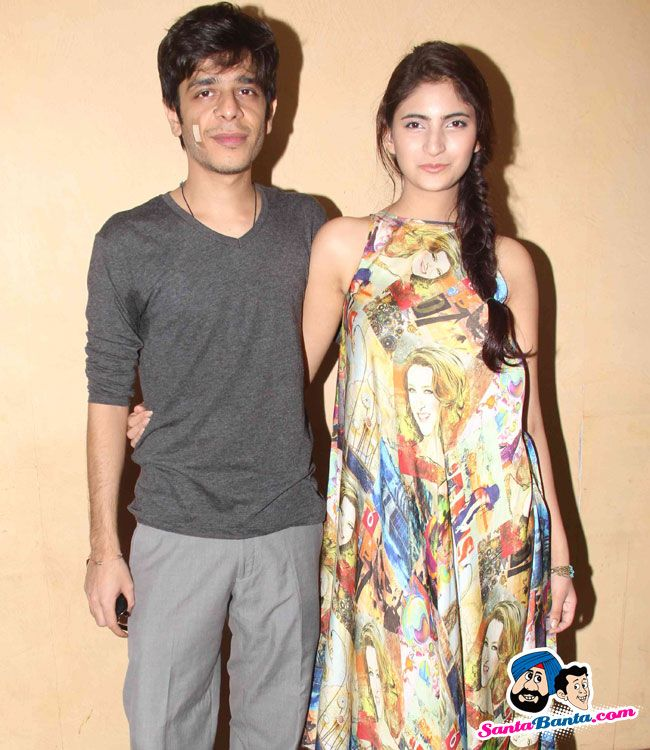 Meet and Greet Session of Titli -- Shashank Arora and Shivani Raghuvanshi Picture # 320010