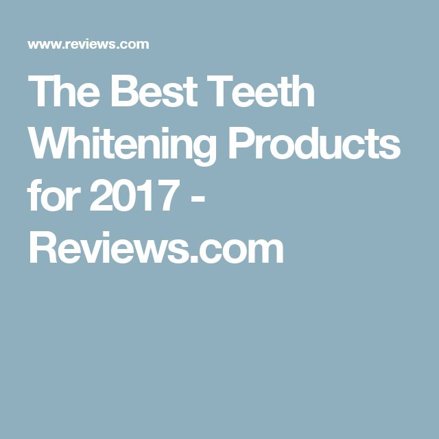 The Best Teeth Whitening Products for 2017 - Reviews.com http://getfreecharcoaltoothpaste.tumblr.com