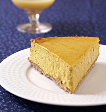 Cheesecake au potiron, la recette d'Ôdélices : retrouvez les ingrédients, la préparation, des recettes similaires et des photos qui donnent envie !