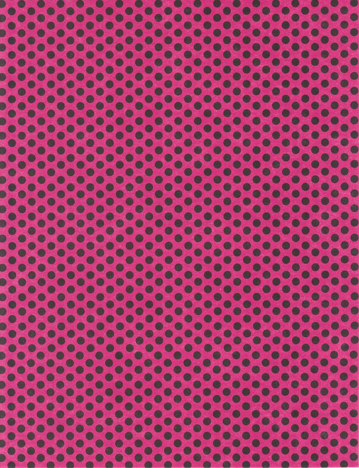 black polka dot wallpaper Bing images Polka dots