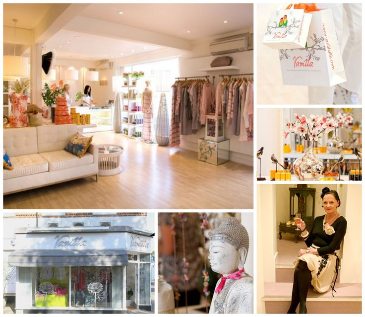 Where to shop: Vanilla, Summertown, Oxford, Great Britain. Check out their official website www.vanillalife.com/