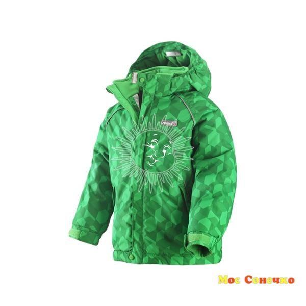 Зимняя детская куртка рейма kiddo