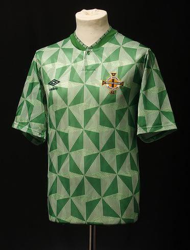 Northern Ireland (Home Shirt)