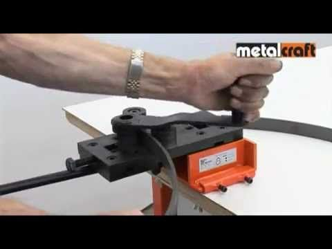 Metalcraft Master Rolling Bending Riveting Too - it is perfect to roll bend and rivet!! it performs the perfect way...fast and precisely....I particularly use it for bigger sized material while the smaller R/B/R from the practical range of tools awesome for smaller works!